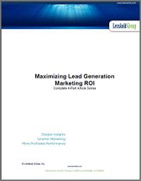 Maximizing_LeadGen_mROI_Series_paper